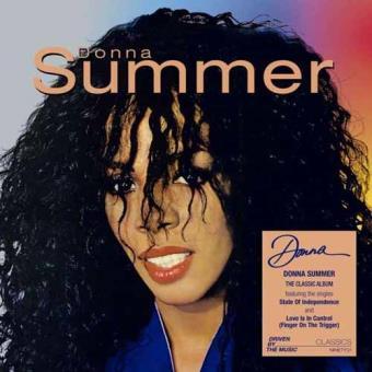 Donna Summer (Mini Replica Gatefold)