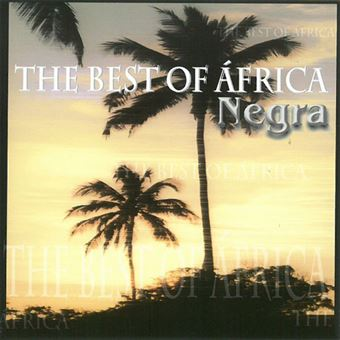 The Best of África Negra - CD