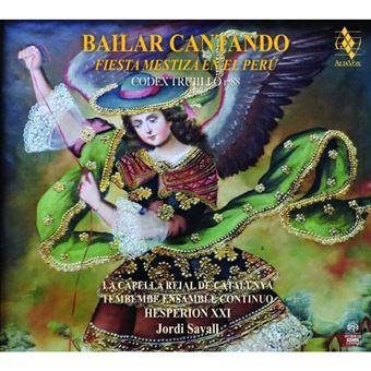 Bailar Cantando: Fiesta Mestiza en el Perú - SACD