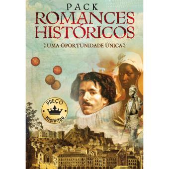 Pack Romances Históricos - Vários - Compra Livros na Fnac.pt