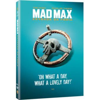 Mad Max: Estrada da Fúria (DVD)