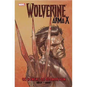 Wolverine - Arma X - Livro 1: Os Homens de Adamantium