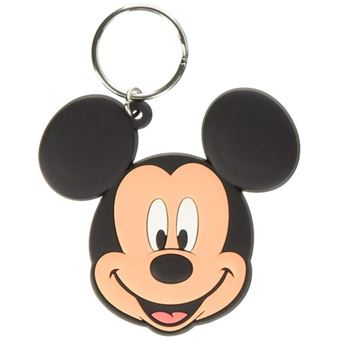 Porta-Chaves de Borracha Disney Mickey