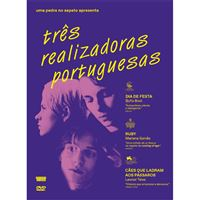 Três Realizadoras Portuguesas: Três Curtas Metragens - DVD