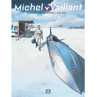 Michel Vaillant - Livro 2: Voltagem