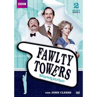 Fawlty Towers - 2ª Temporada Parte 2 (DVD)