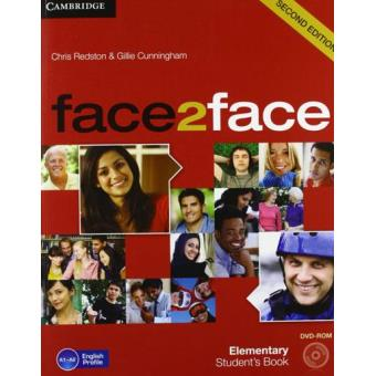Face 2 Face: Elementary - DVD ROM Student's Book