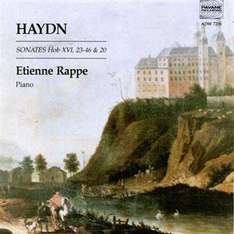 Sonatas Hob.xvi 20,23&46