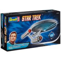 Kit Modelismo Revell Star Trek: U.S.S. Enterprise NCC-1701