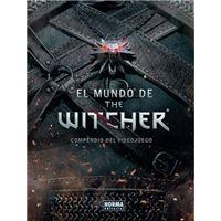 Mundo de the witcher-compendio del
