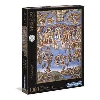 Puzzle Universal Judgement - 1000 peças - Clementoni