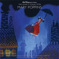 Walt Disney Records The Legacy Collection: Mary Poppins  - 3CD