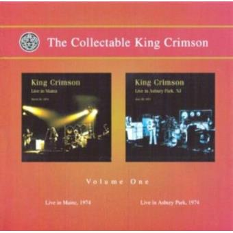 The Collectable King Crimson, Volume 1 (2CD)