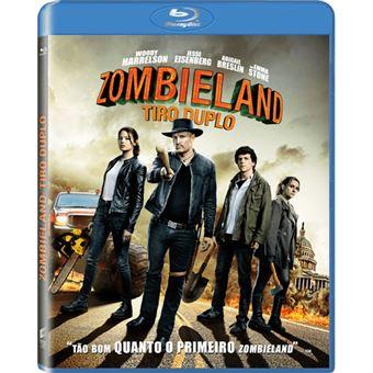 Zombieland: Tiro Duplo - Blu-ray