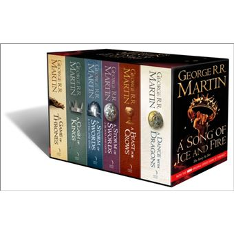 Song of Ice and Fire Boxed Set