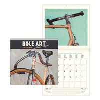 Calendário 2019 Legami 30x29 Bike Art