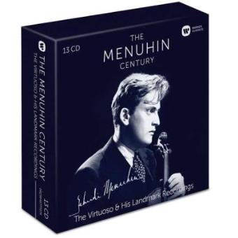 The Menuhin Century | The Virtuoso & His Landmark Recordings (13CD)