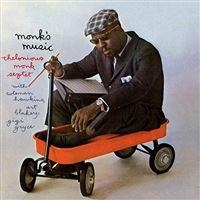 Monk´s Music - LP 180g Red Vinil 12''