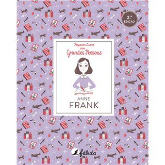 Pequenos Livros Sobre Grandes Pessoas - Livro 3: Anne Frank
