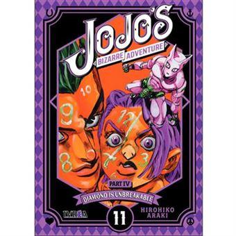 Jojo's bizarre adventure 4 diamon11