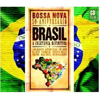 Bossanova 50° Aniversario: Brasil a colectânea definitiva (3CD)