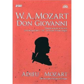 Don Giovanni/adieu Mozart