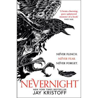 The Nevernight Chronicle - Book 1: Nevernight