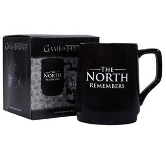 Caneca Termosensível Game of Thrones: The North Remembers