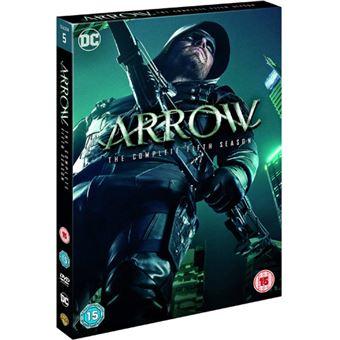 Arrow - Season 5 - Blu-ray Importação