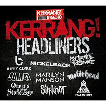 Kerrang Headliners (2CD)