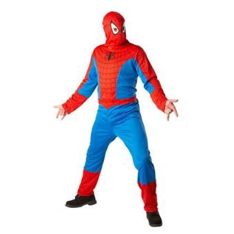 Disfarce Homem-Aranha Clássico - Adulto