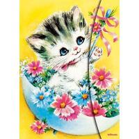 Caderno Kitty Liso A5