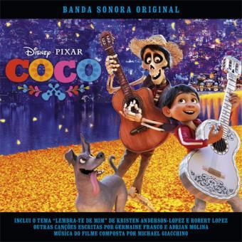 BSO Coco - Versão Portuguesa - CD