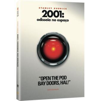 2001: Odisseia no Espaço (DVD)
