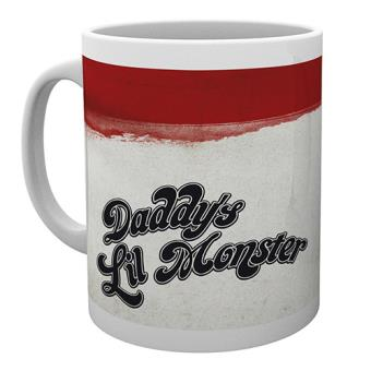 Suicide Squad -  Caneca Lil Monster