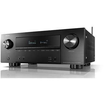 Amplificador Denon AVR-X2600HBKE2