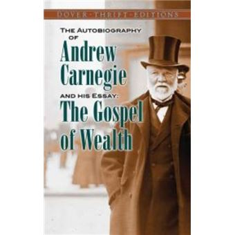 Autobiography of andrew carnegie an