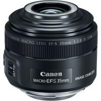 Objetiva Canon EF-S 35mm f/2.8 Macro IS STM