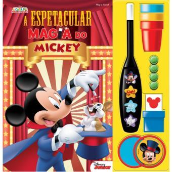 A Espetacular Magia do Mickey