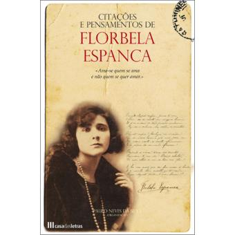 Citações e Pensamentos de Florbela Espanca