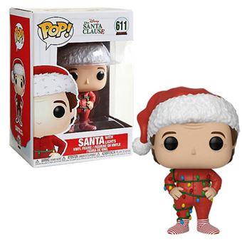 Funko Pop! Disney Santa Clause: Santa with Lights - 611
