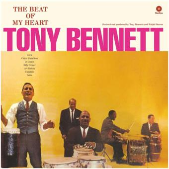 The Beat Of My Heart - LP 180g