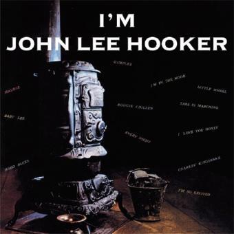 I'm John Lee Hooker - LP