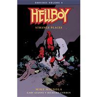 Hellboy Omnibus - Book 2: Strange Places
