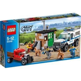Unidade de Cães-Polícia (LEGO City Polícia 60048)