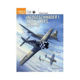 Jagdgeschwader 1 `oesau' aces 1939-