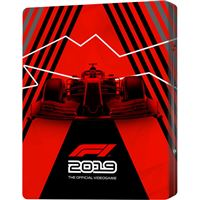 F1 2019 - Steelbook Edition - PS4