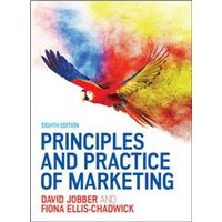 Principles and practice of marketin