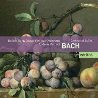Bach | Orchestral Suites BWV 1066-69 & Triple Concerto (2CD)
