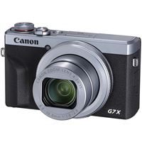 Canon PowerShot G7 X Mark III - Silver